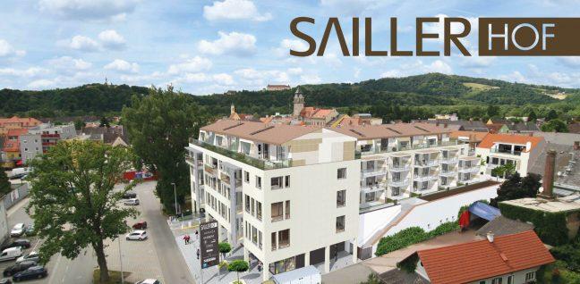 """modern living Immobilien GmbH – Projekt """"Saillerhof"""""""
